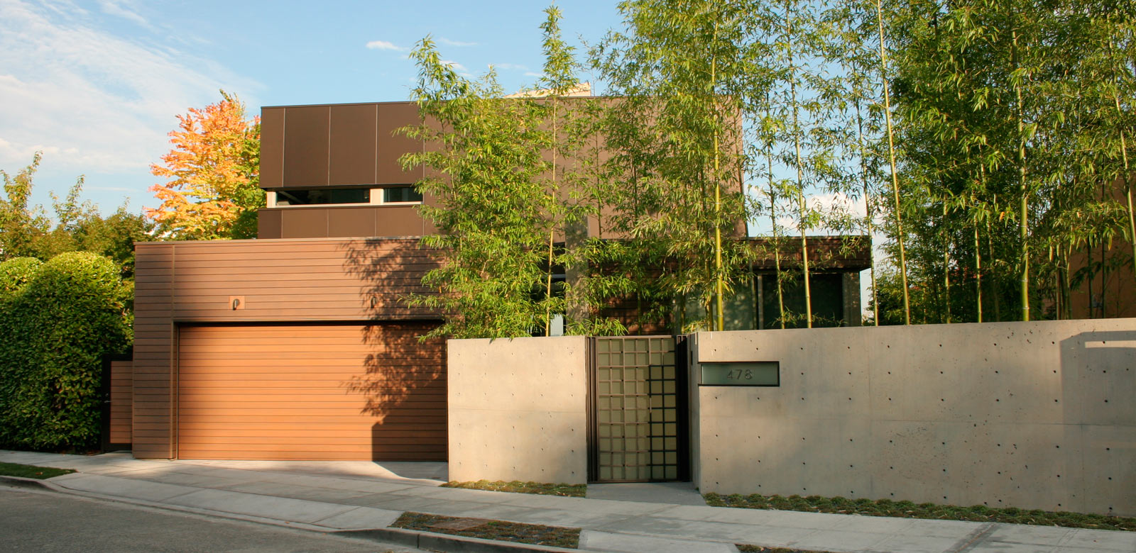 39th Street Residence designed by Stuart Silk