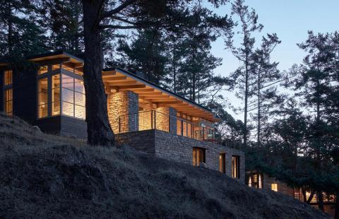 Decatur Island Retreat